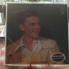 FRANK SINATRA THE VOICE CLASSIC RECORDS VINYL LP QUIEX SV-P 180 G AUDIOPHILE