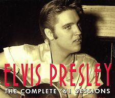 Elvis Presley / The Complete '61 Sessions - 2CD - MINT