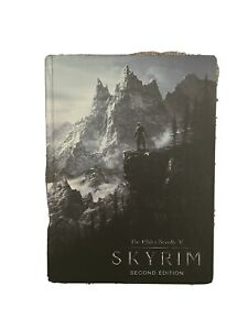 The Elder Scrolls V SKYRIM Official Game Guide Second Collector's Edition w/ Map