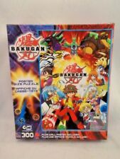 BAKUGAN BATTLE BRAWLERS POSTER SIZE PUZZLE 300 PIECES NEW