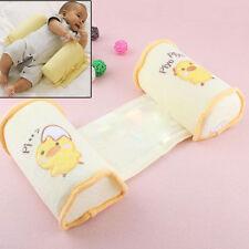 Baby Toddler Safe Cotton Roll Pillow Sleep Head Positioner Anti-rollover Xmas