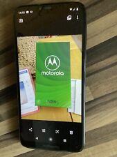 Motorola Moto G7 Power BUNDLE Used -64GB - Ceramic Black (Unlocked) (Single SIM)