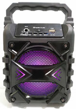 Wireless Bluetooth BT Extra Bass 500 Watts FM Radio Speaker - Jet4 Black