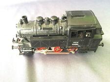 TRIX EXPRESS LOCOMOTORA 80020 completo con vías 5 vagones transformador 1969 ca.