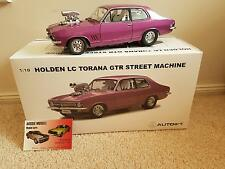 1:18 Biante Holden LC GTRXU1 Torana Custom Pink Blown Street Machine
