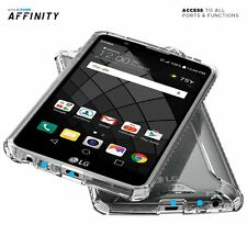 [20pcs/lot]For LG Stylo 2 Plus Case Poetic Shockproof TPU Cover-【Affinity】Clear