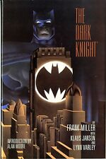 Batman The Dark Knight  1st Edition  Signed by Author & Artist  Hard Cover   NM+