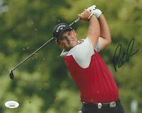 Patrick Reed Signed 8x10 Photo JSA COA Autograph PGA Golfer Masters Tournament