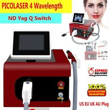 Picosecond Laser Q Switch Nd Yag Tattoo Removal Callus Remover Machine -FREESHIP