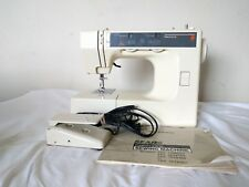 Kenmore Model 385 Electronic Household Sewing Machine/Foot Pedal/Manual Works