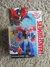 transformers RID optimus prime MOSC Robots in Disguise card damage 1