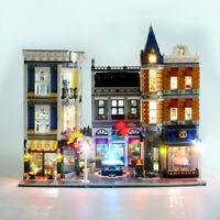 LED Light Up Kit For LEGO Assembly Square LEGO 10255  Lighting Set building kit