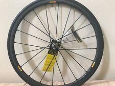 Mavic Ksyrium SLR R-SYS Exalith 700cclincher wheelset Shimano 10-11 speed