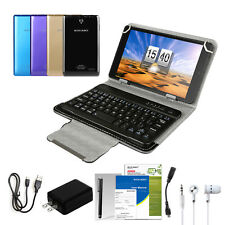 8'' Android 6.0 Tablet PC Quad Core 16GB Dual Camera Wi-Fi with Keyboard Bundle