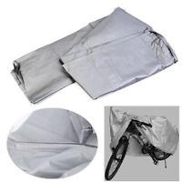 Waterproof Outdoor Bicycle Motorcycle Scooter Protector Rain Cover Dust Garage