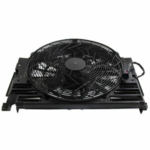 A/C Radiator Cooling Fan Condenser for BMW E53 Petrol X5 2000-2006 64546921381