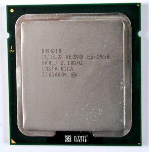 Intel Xeon E5-2450 SR0LJ 2.10 - 2.90 GHz, 20MB, 8 Core, Socket LGA1356 95W CPU