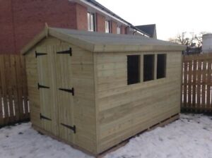 MAKING SHEDS & Timber Buildings Business  Opportunity Shed Jigs And Contacts