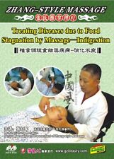 Chinese Massage Treating Diseases due to Food Stagnation Massage Indigestion Dvd