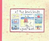 At the Beach House : A Guest Book, Hardcover by Gingras, Sandy, Brand New, Fr...