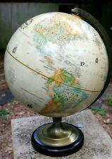 Replogle 12 Inch Raised Relief Globemaster Globe