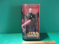 """Star Wars Darth Sidious 12""""in Action Figure Revenge of the Sith Hasbro 2005"""