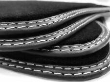Beige tapices para mercedes clase c w204 original calidad gamuza auto-esteras