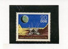 Alemania DDR Espacio serie del año 1966 (CL-957)