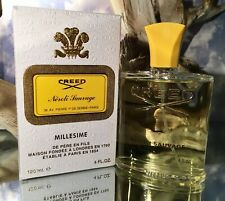 *NEROLI SAUVAGE by CREED* *LOT CE1Y05*120 ML- 4 FL OZ* *VINTAGE FORMULATION*