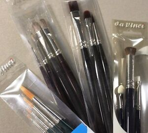 Da Vinci Various Paintbrush Sets For Acrylic, Oil, Pastel And Watercolour