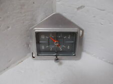 1959 Ford Clock Beautiful Serviced Works Perfectly Ranchero Fairlane Galaxie