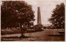 Dublin Irish Republic The Wellington Monument Phoenix Park old card