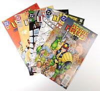 Judge Dredd #1, #2, #3, #4, #5 (DC Comics) 1994