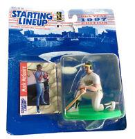 MLB Starting Lineup SLU Mark McGwire Action Figure Oakland Athletics Kenner