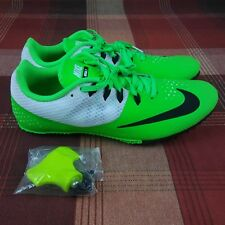 NIKE Zoom Rival S 8 Track Field Racing Running Spikes Shoes Green Men's Siz