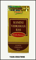 Unani Dehlvi Kamini Vidravan Ras (10 gm) For Strength, Vigor & Power For Men