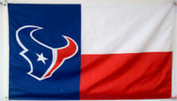 Texans FLAG 3X5 Houston Banner American Football Fast USA Shipping New