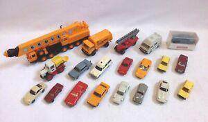 Wiking 1:87 Modellauto Sammlung Konvolut PKW LKW H0