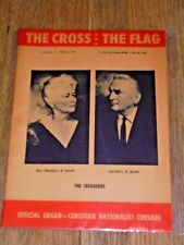 """The Cross and the Flag"" magazine, Oct. 1970, Gerald Smith / White Nationalism"