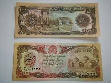 BILLET  DE  1000  AFGHANIS  D  AFGHANISTAN  DES  ANNEES  1990   NEUF