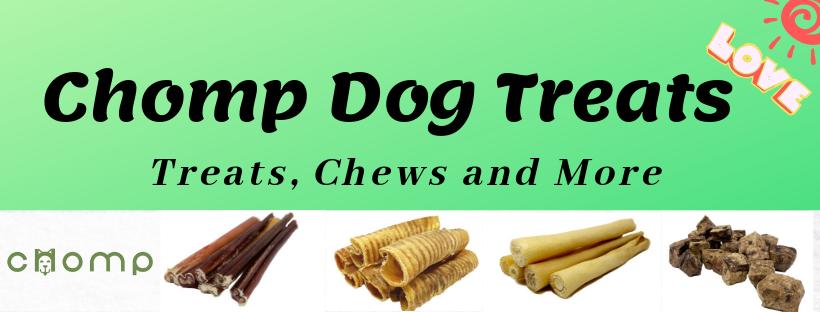 Chomp Dog Treats