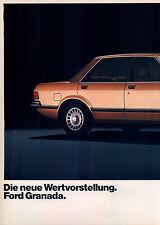 Ford-Granada-2.8-1977-Reklame-Werbung-vintage print ad-Vintage Publicidad