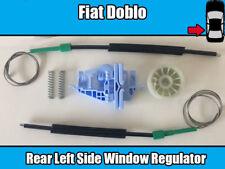 Kit De Reparación Regulador de Ventana Fiat Doblo Trasero Izquierdo/L3089