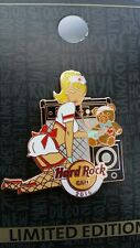 HRC ON LINE,Hard Rock Pin,Sexy Nurse with Bear series 1 of 3,XXX LE 100