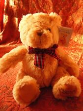 """Prestige Flowers  Harry Teddy Bear with Tags 9"""" approx VGC"""