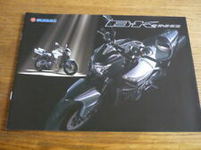 SUZUKI GSX - 1300 BK B KINGMOTORBIKE BROCHURE 2007/08 - POST FREE (UK)