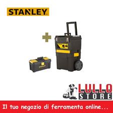 Cassetta portautensili Trolley 2 in 1 + cassetta omaggio STST1-75758 Stanley