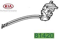 Genuine Kia Sportage 2010-2013 Door Latch - L/H Rear 814103U010