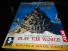 Civilization III play the world   Pc game