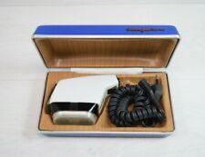 Vintage Collectible Men's Electric Shaver Shaving Machine Agidel Boxed 1950's